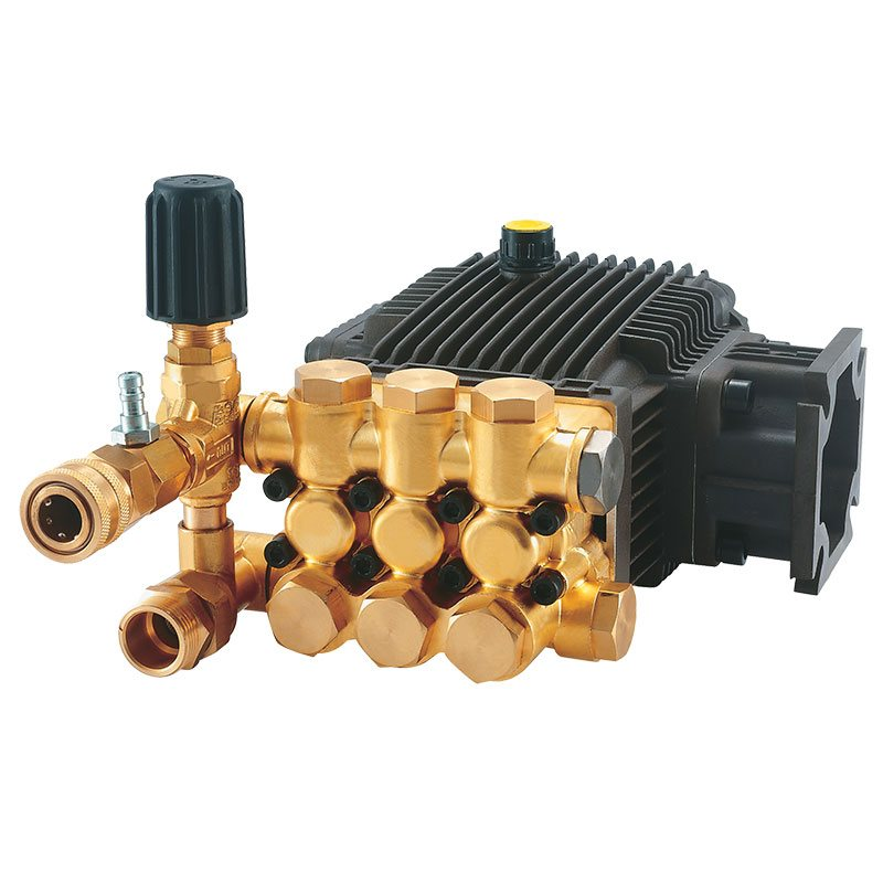 Engine Driven Bare Pump - 3WZ-1508A