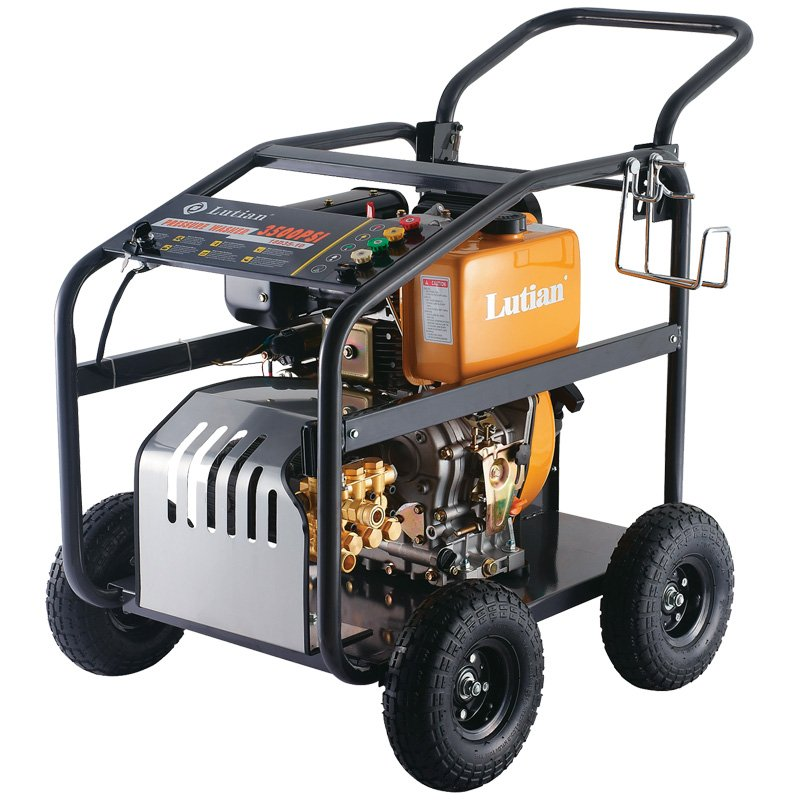 Lutian Diesel High Pressure Washer - 18D3610C