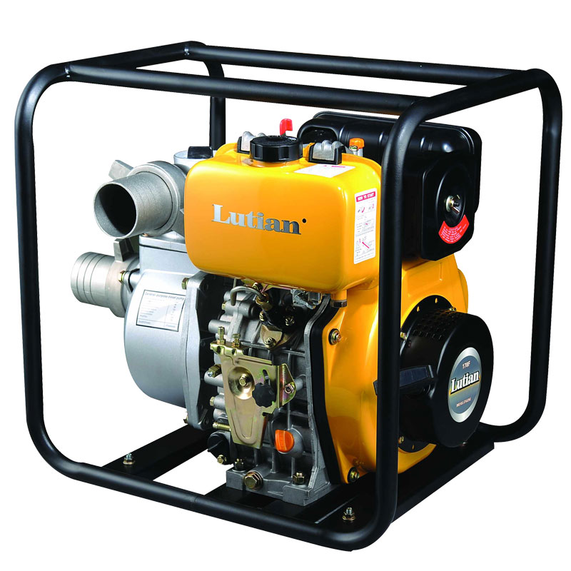 Lutian Diesel Water Pump - LT50-KB2