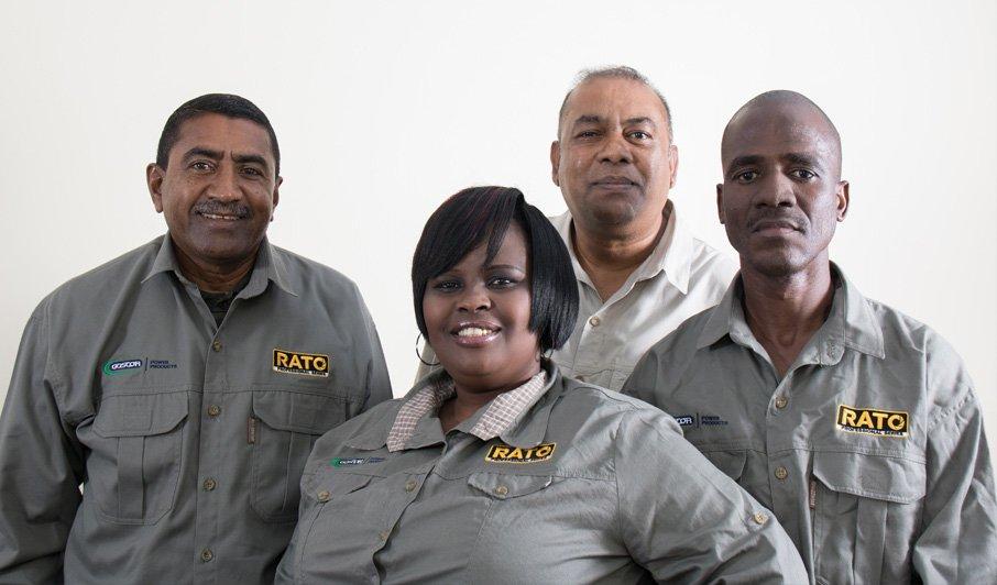 Goscor Power Products - Durban Team