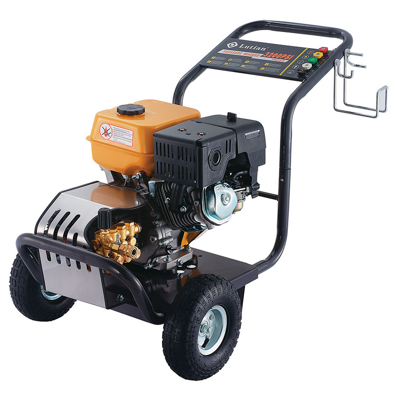 Lutian Petrol High Pressure Washer - 15G277A:LT170F