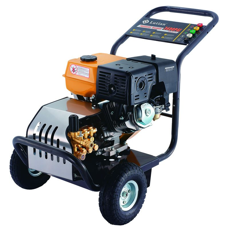 Lutian Petrol High Pressure Washer - 18G36-13C:LT188