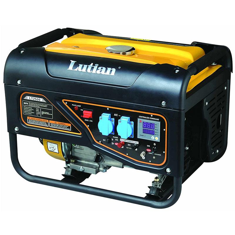 Lutian Petrol Generator - LT2500S