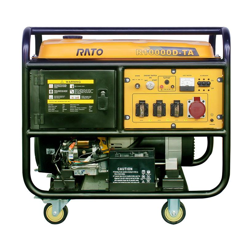 Rato Petrol Generator - RT-10000D