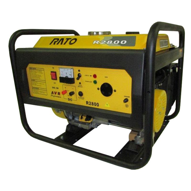 Rato Petrol Generator - RT-2800