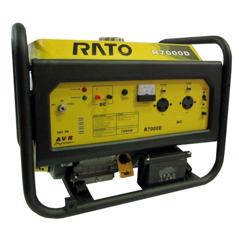 Goscor Power Products is the official distributor of the high quality Rato power product line including a range of petrol driven generators_2 to 10 KVA & inverters