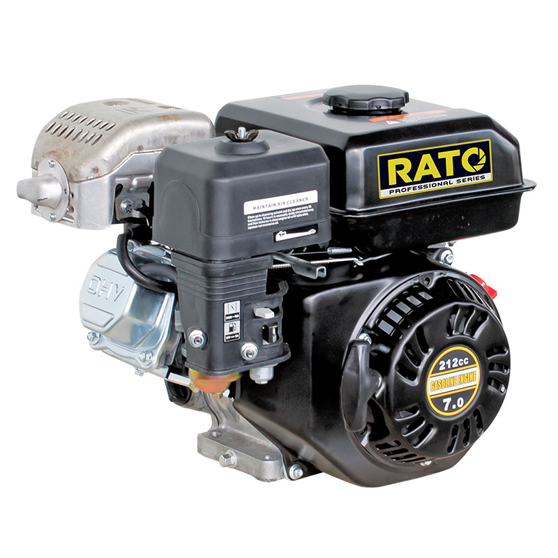 Goscor Power Products is the official distributor of the high quality Rato power product line including a range of engines_7 to 15 HP