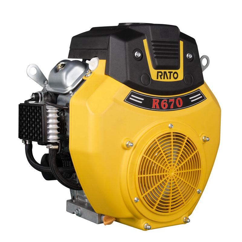 Rato Petrol Engine - R670-QE