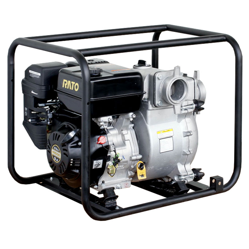 Rato Petrol Trash Pump-RT80NB20