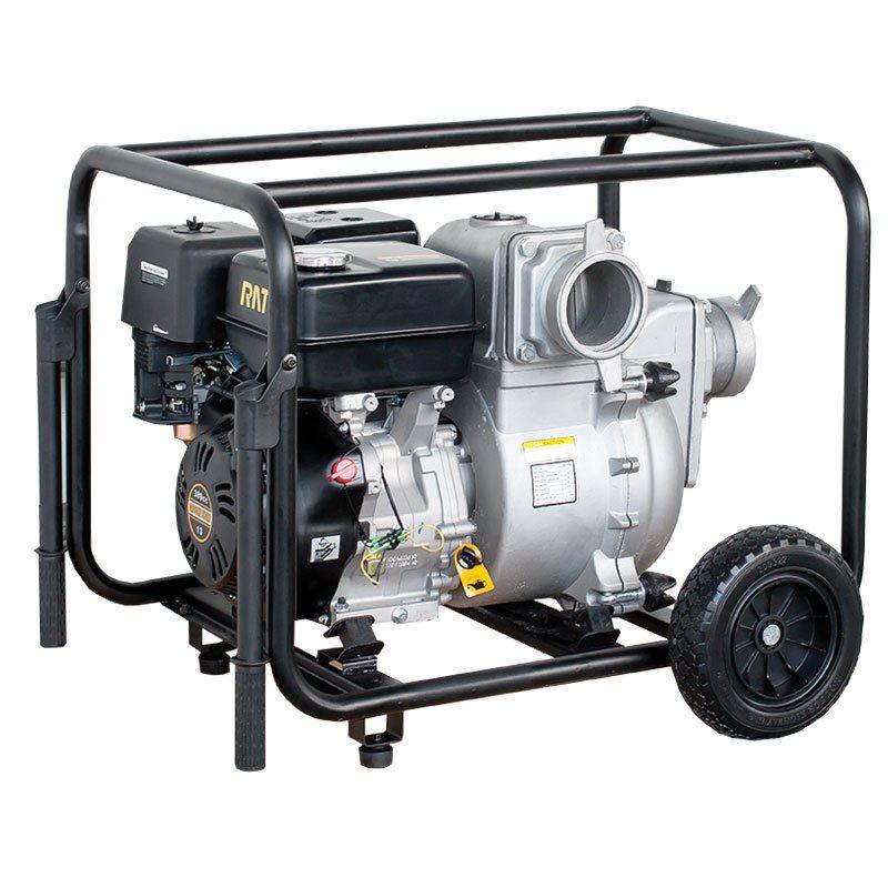 Rato Petrol Trash Pump - RT100NB26