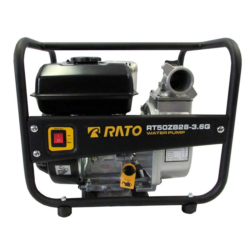 Rato Petrol Water Pump - RT50ZB28