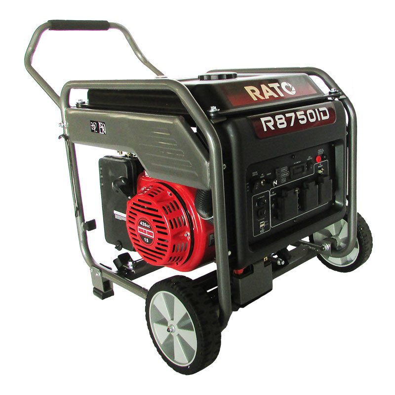 R8750ID Inverter Generator