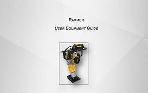 Rammer User Equipment Guide