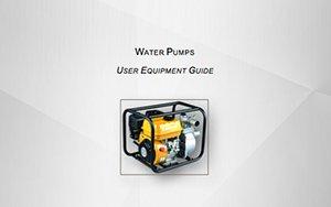 Water Pump User Equipment Guide
