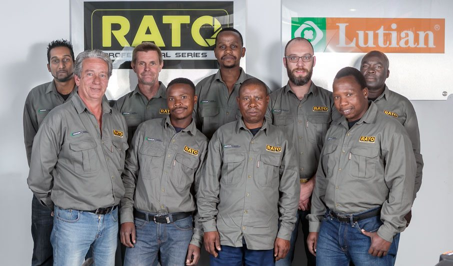 Goscor Power Products - Warehouse & Workshop Staff
