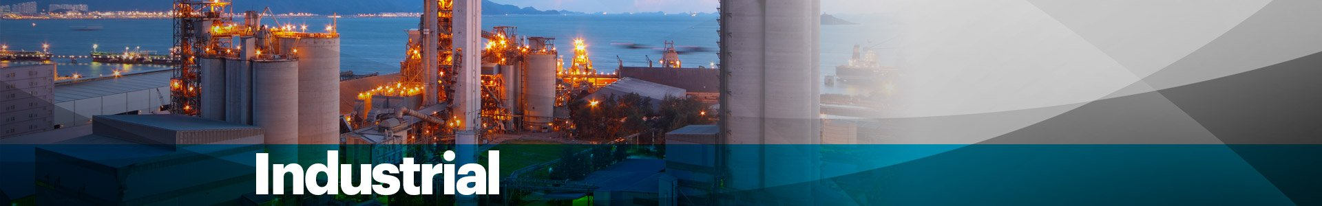Industrial Industry Banner