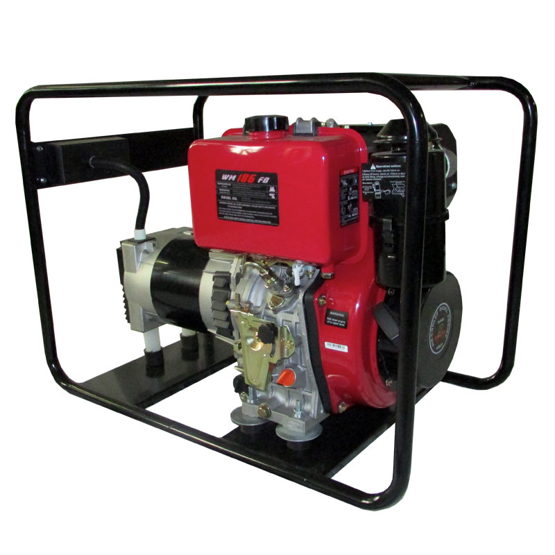 Weima Diesel Generator - GPP6000DW