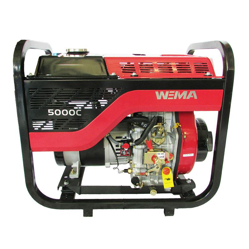 Weima Diesel Generator - WM5000C