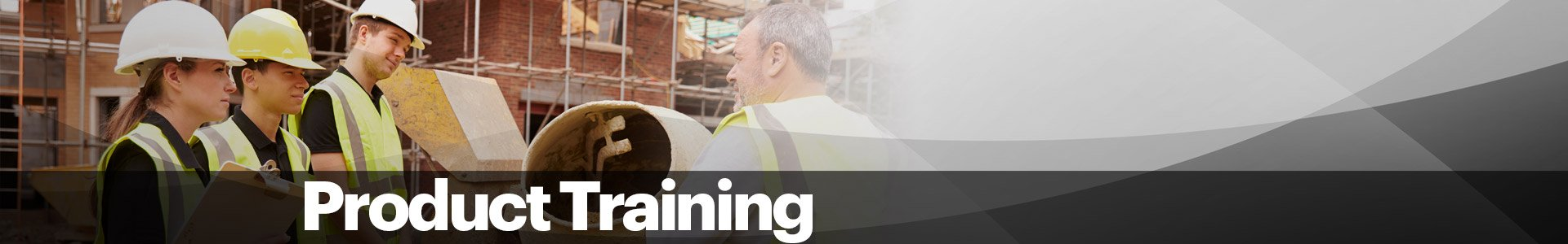 Product Training Banner