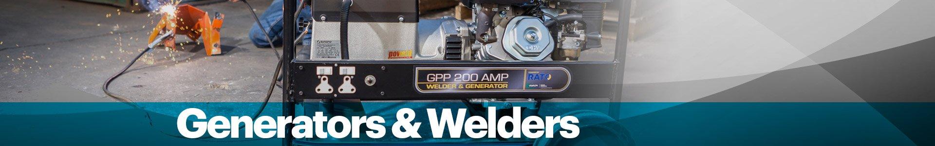 Generators & Welders