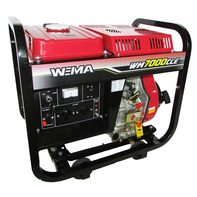 Weima Diesel Generator WM7000CLE