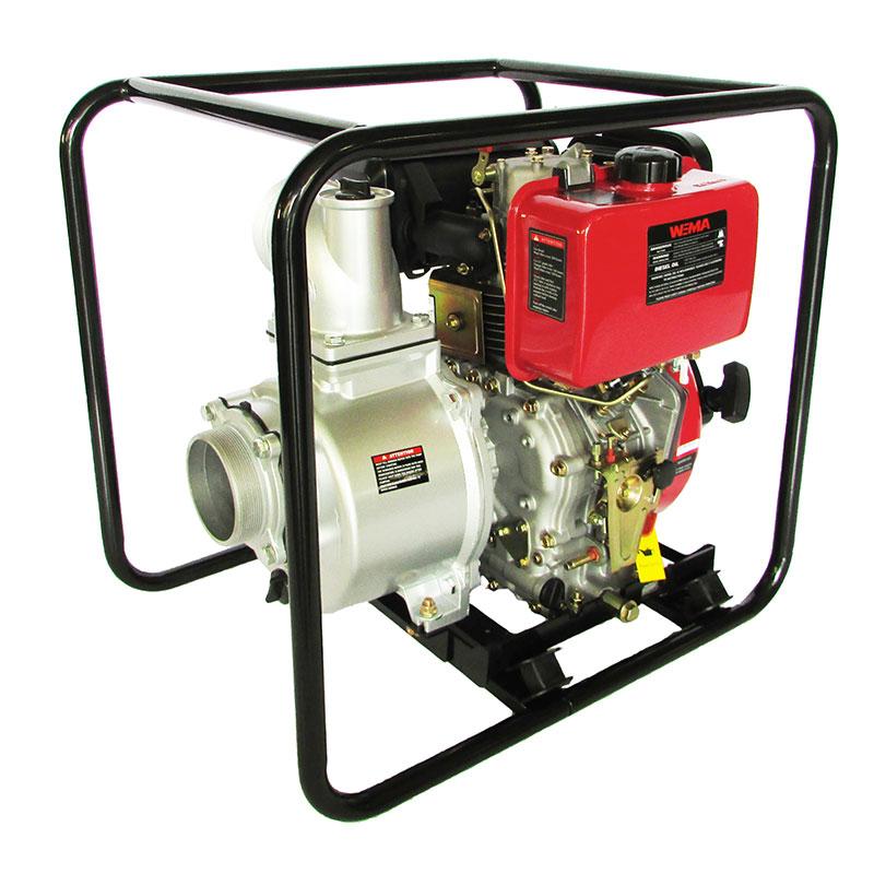 Diesel-Water Pump - WMCGZ100-30