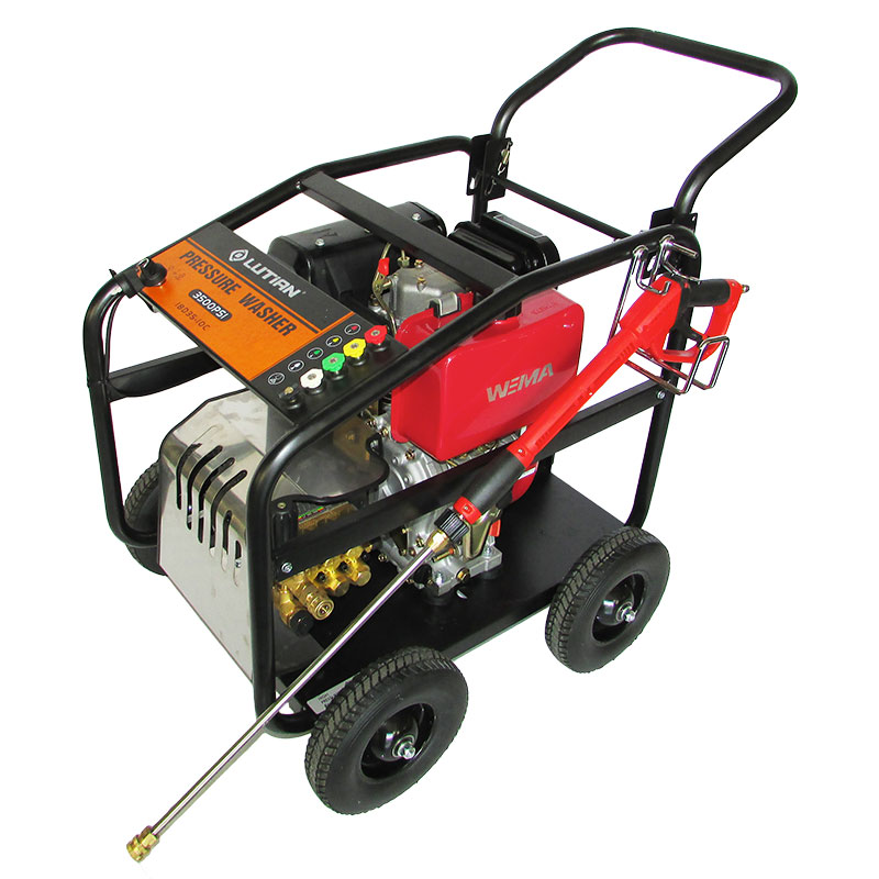 Weima Diesel High Pressure Washer - 18D3610C:WM188