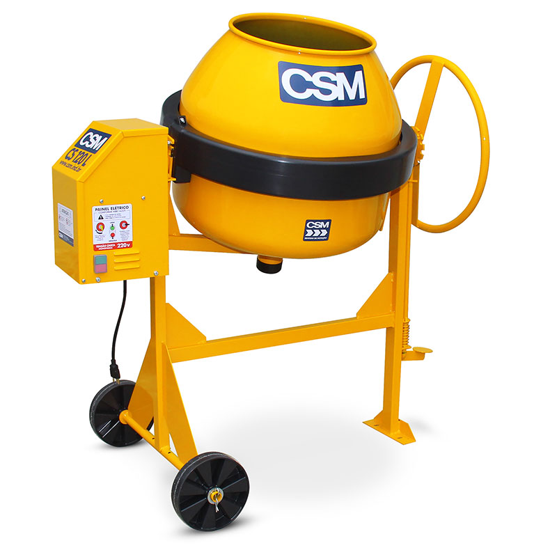 CSM Electric Concrete Mixer