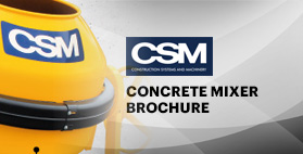Concrete Mixer Brochure
