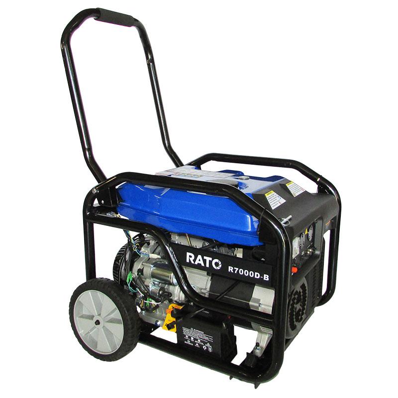 Petrol Generators - R7000D-B