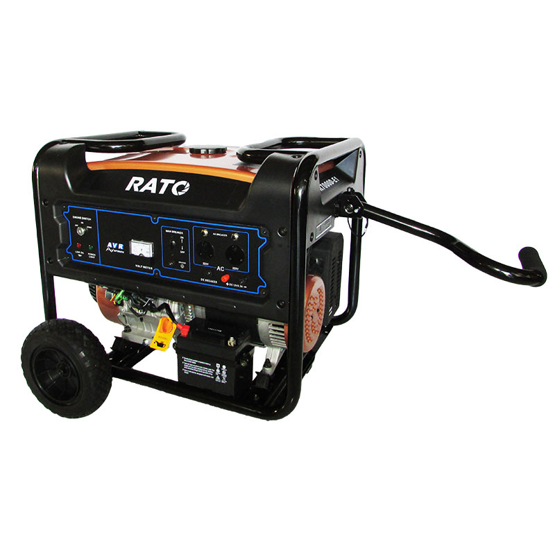Petrol Generators - R7000D-E1
